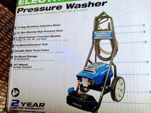 Power stroke electric pressure washer for Sale in Oklahoma City, OK
