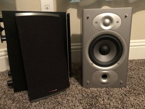 Polk audio RTI4 bookshelf speaker set for Sale in Forney, TX