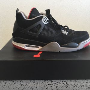 432797a6a5ed7f Nike Air Jordan 4 Retro 10.5 for Sale in Santa Ana