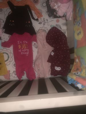 Newborn girl clothes for Sale in Kent, WA