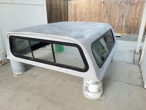 LEER Camper shell for Sale in San Diego, CA