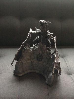BETHESDA SOFTWORKS Alduin The Elder Scrolls V Skyrim Collector's Edition Dragon Statue for Sale in Bellevue, WA
