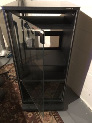 Sony Stereo System Rack for Sale in Frederick, MD