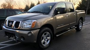 Nissan titan 2007 for Sale in Silver Spring, MD