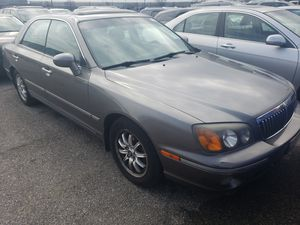 2002 Hyundai XG350L Fully Loaded 170k Miles Smooth for Sale in Bowie, MD