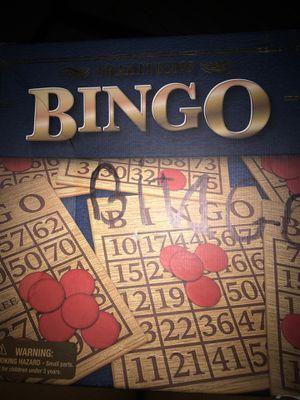 Bingo board game for Sale in Boca Raton, FL