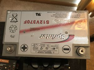 Car Audio battery for Sale in Maple Heights, OH