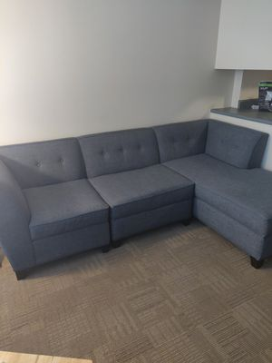 Macy's sectional couch. for Sale in Nashville, TN