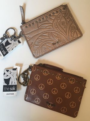small wallet & business card holder for Sale in Reisterstown, MD