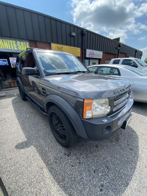 Land Rover LR3 for sale, Rims, AC, CD, 3 row seat, Well maintained $5000 for Sale in FAIRMOUNT HGT, MD