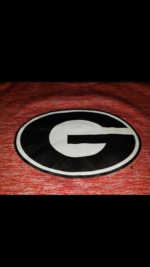 GEORGIA BULLDOGS Adult Shirt Medium (38-40) for Sale in Orange Park, FL