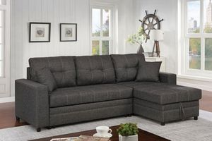VIDE Sectional/Sleeper by Furniture of America for Sale in Duncan, SC