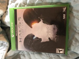 Halo 5 Guardians Xbox One for Sale in Lake Oswego, OR