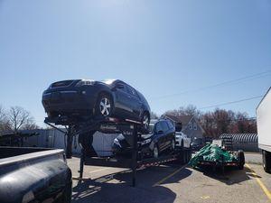 2019 Appalachian Trailer for 3 car good condition for Sale in Calverton, MD