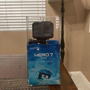 GoPro Hero 7 silver for Sale in Corona, CA