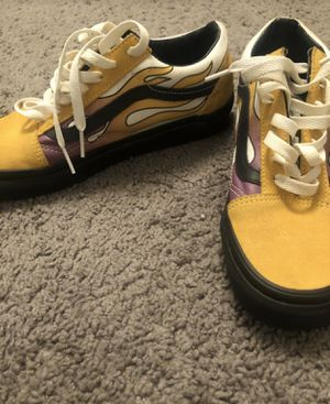 Vans size 5.5 (men) 7 (women) for Sale in Houston, TX
