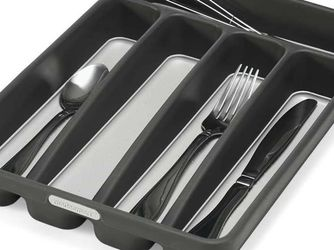 5-Compartment Kitchen Utensils Organizer for Sale in Brea,  CA
