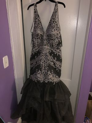 Size 14 Val Stefani Mermaid Prom Dress for Sale in Baltimore, MD