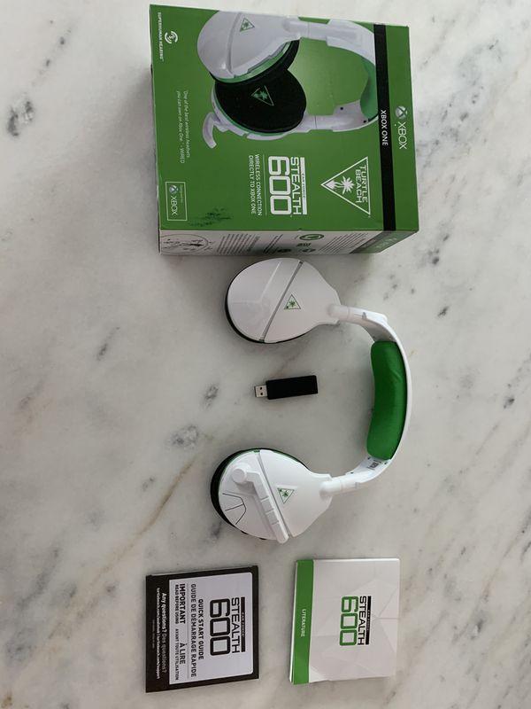 Turtle Beach Xbox One wireless headset