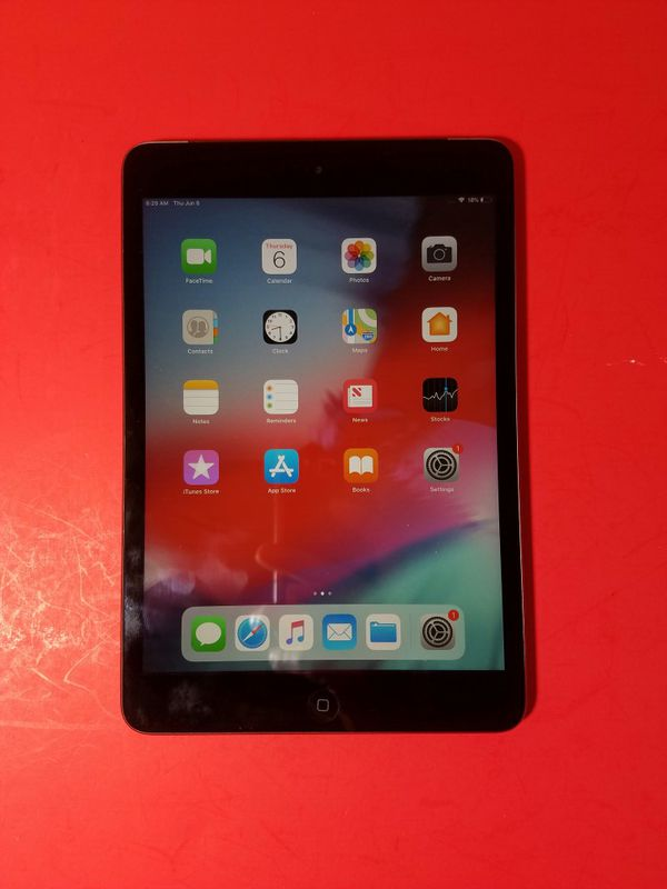 IPad mini 2 32GB Cellular, Wi-Fi Unlocked