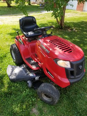 FREE DELIVERY- Troy Bilt Riding mower 20HP for Sale in Bowie, MD