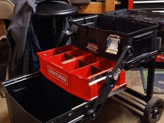 Craftsman Cantilever Portable Tool Chest for Sale in Vancouver,  WA