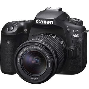 BRAND NEW Canon EOS 90D DSLR Camera with 18-55mm and 55-250mm Lenses Kit for Sale in Boca Raton, FL