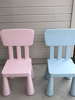 Kids Chairs From Ikea $15 For Both for Sale in Richmond,  CA