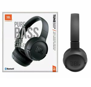 JBL Tune 500BT Black On Ear Head Phones New for Sale in Houston, TX