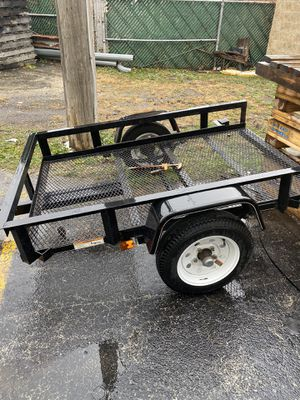 6 ' Trailer no title for Sale in Orland Park, IL