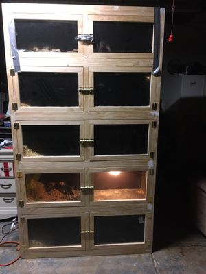Reptile cage for Sale in Antioch, CA