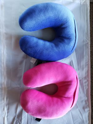 2 Travel Neck Pillows for Sale in Lynnwood, WA