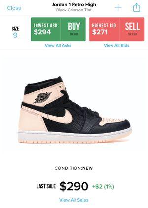 Jordan 1 retro high for Sale in Federal Way, WA