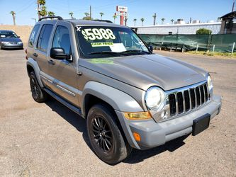 2005 Jeep Liberty for Sale in Glendale,  AZ