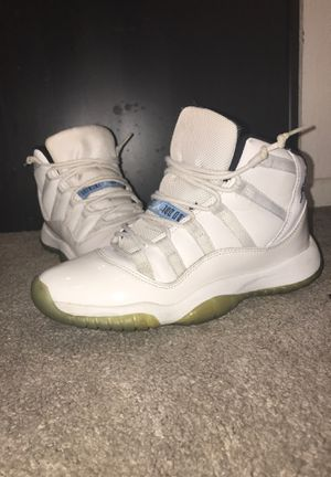 White Jordan retro 11 , size 5 for Sale in San Diego, CA