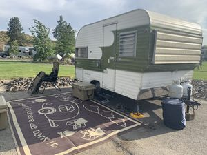 1957 oasis travel trailer for Sale in Monroe, WA