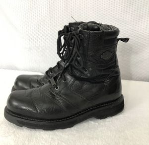 Harley Davidson Motorcycle Boots 10.5 for Sale in Largo, FL