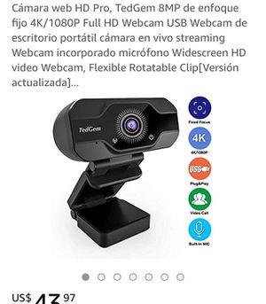 USB camera TedGem for Sale in La Puente, CA