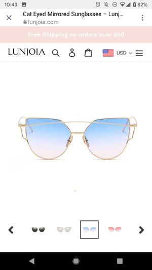 Lunjoia sunglasses for Sale in Jersey City, NJ