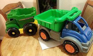Kids toy trucks for Sale in Dallas, TX