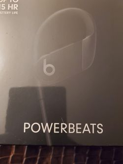 Powerbeats BNIB looking To Trade This For Airpods Pro Not The Fake Ones Though for Sale in Pomona,  CA