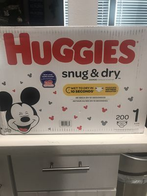 Huggies diapers for Sale in La Puente, CA