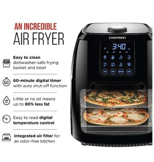 Chefman Airfryer 6L New for Sale in Arlington, TX