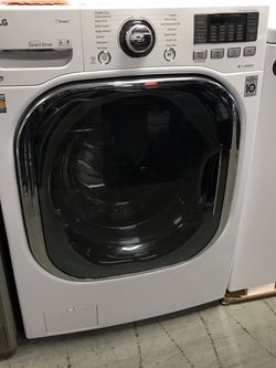 LG WASHER AND DRYER ALL IN ONE BRAND NEW OPEN BOX 4.3 Cuft for Sale in March Air Reserve Base,  CA