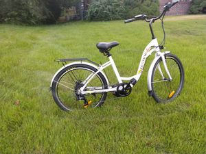 26 inch Brand New Women's ecotric electric bike for Sale in Norwood, MA