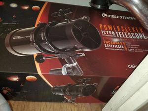 Powerseeker telescope for Sale in Olympia, WA