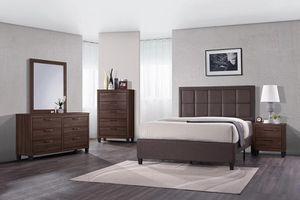 Chocolate Bar Ollld Wood Panel Bedroom Set for Sale in Mount Rainier, MD