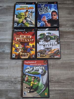 PlayStation 2 Games for Sale in Fontana, CA