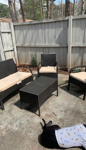 New and Used Outdoor furniture for Sale in Atlanta, GA ...