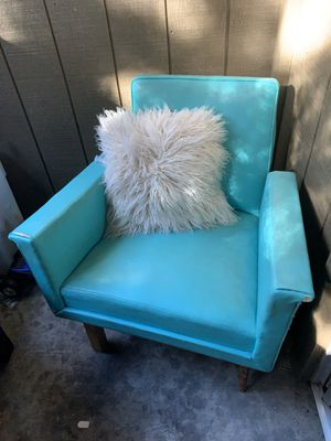 Mid century chair for Sale in Colorado Springs, CO